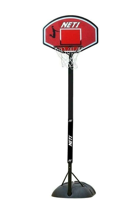 NET1  Xplode Youth Portable Basketball Stand System